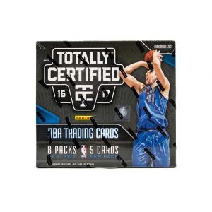 2016/17 Panini Totally Certified Basketball Cards Hobby Box