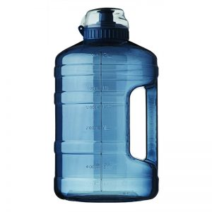 Russell Athletic 2LPD Drink Bottle Black