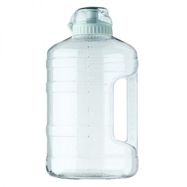Russell Athletic 2LPD Drink Bottle Clear