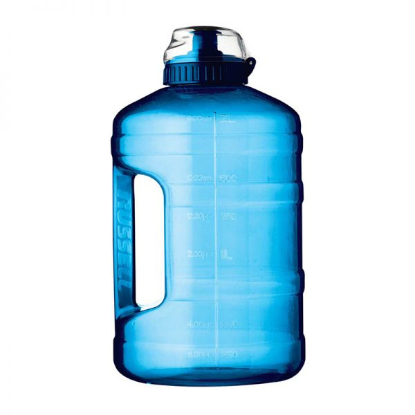 Russell Athletic 2LPD Drink Bottle Deep Swell Blue