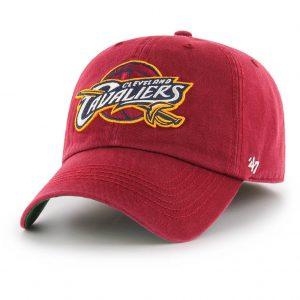 Cleveland Cavs Cardinal Franchise Cap