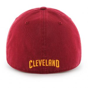 Cleveland Cavs Cardinal Franchise Cap Back