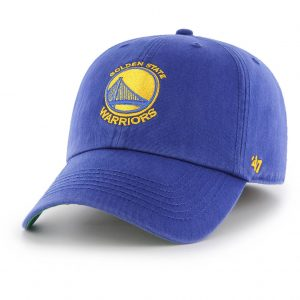 Golden State Warriors Royal Blue Franchise Cap