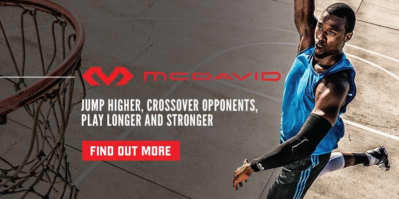 McDavid Protective Compression Gear
