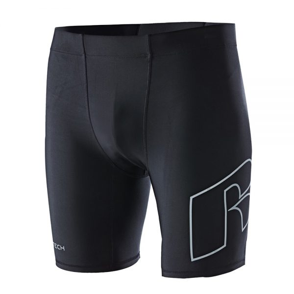 Russell Athletic Mens Compression Short Black