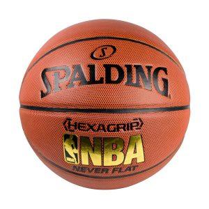 Spalding NBA Hexagrip Composite NEVERFLAT