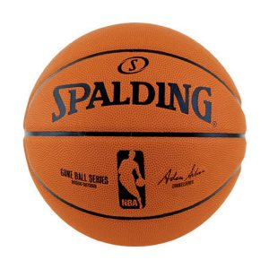 Spalding NBA Game Ball Series Composite Basketball