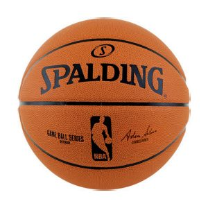 Spalding NBA Outdoor Rubber Basketball