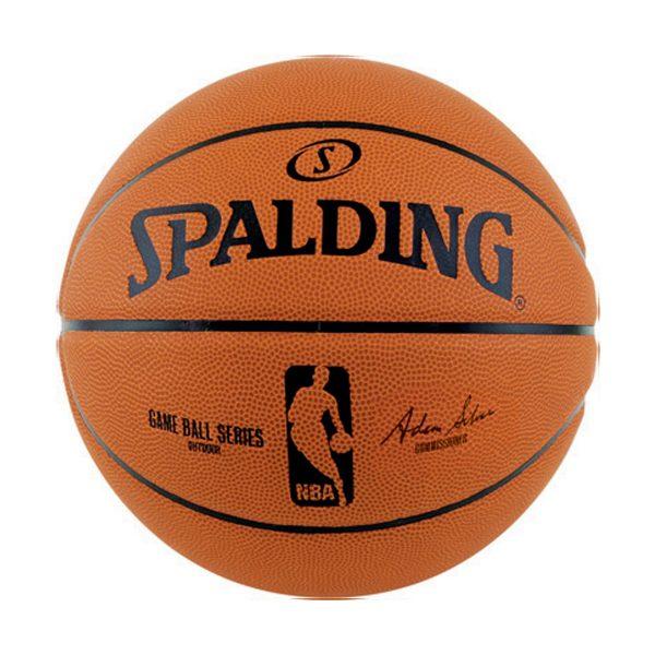 Spalding NBA Outdoor Rubber Basketball