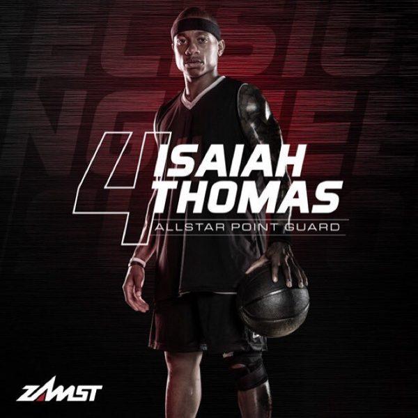 Isaiah Thomas Zamst Athlete