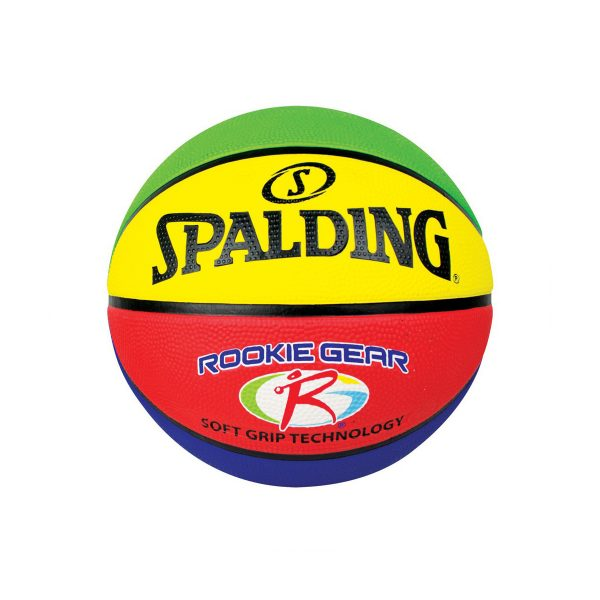 Spalding Rookie Gear Youth Basketball Coloured
