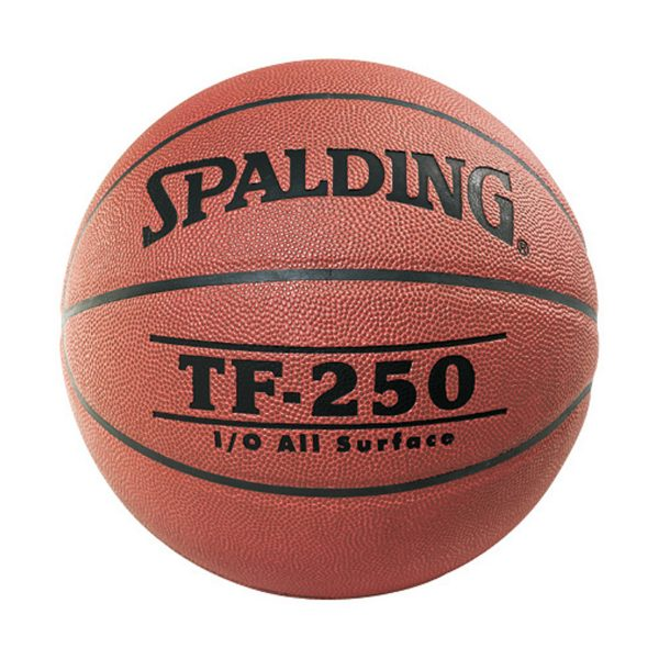 Spalding TF-250 Indoor Outdoor Basketball