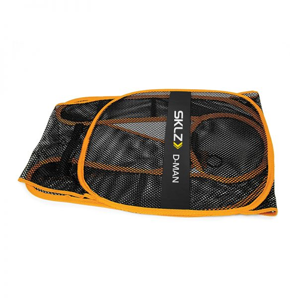 SKLZ D-Man Basketball Folded Up