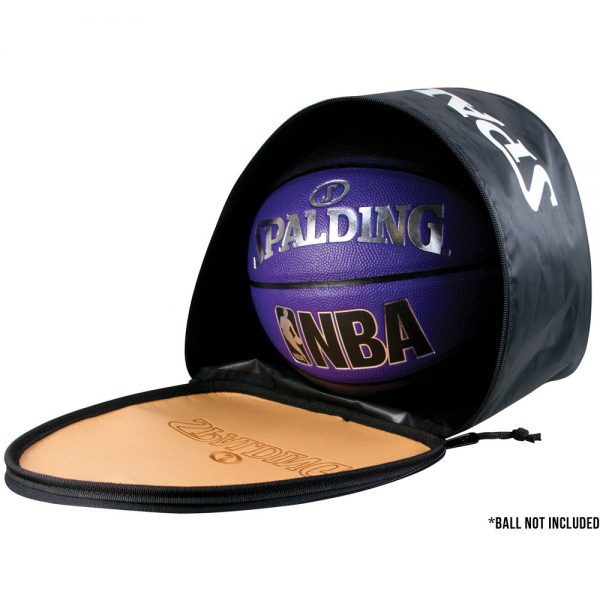 Spalding Basketball Bag Open