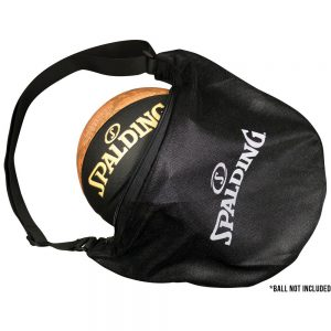 Spalding Shoulder Bag Open