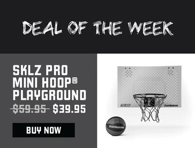 Deal of the Week SKLZ Mini Hoop Playground