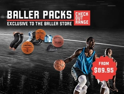 The Baller Store range of Baller Packs