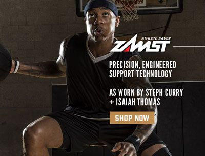 Zamst Protective Basketball Gear